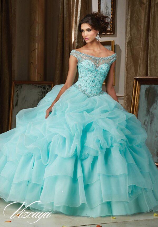 quinceanera, ballgown, toledo, mori lee 89110, quinceañera dress